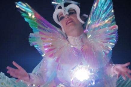 "Björk: il video del brano ""The Gate"""