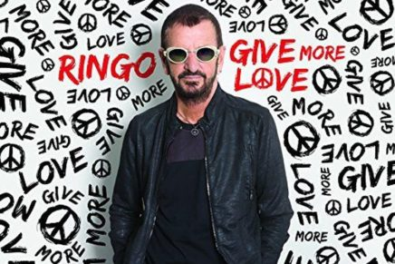 Ringo Starr – Give More Love