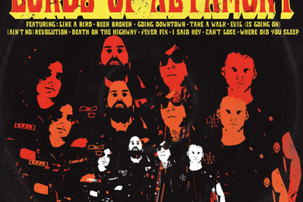 The Lords Of Altamont – The Wild Sounds Of The Lords Of Altamont