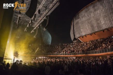 Massive Attack @ Auditorium PdM (Roma) – 08 Luglio 2014