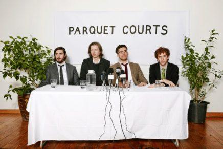 Parquet Courts: due date italiane ad Ottobre