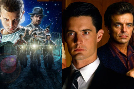 Stranger Things e Twin Peaks: il mash up