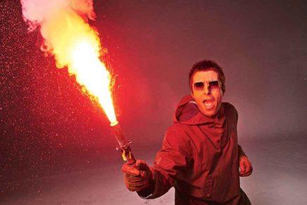 Liam Gallagher arriva a Padova il 27 Febbraio